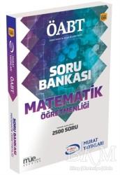 Murat Yayınları - KPSS Kitapları - 2018 ÖABT Matematik Öğretmenliği Soru Bankası