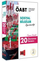 Yargı Yayınları - ÖABT LİMAN SOSYAL BİL.ÖĞRT.TAM.ÇÖZ.20 DENEME