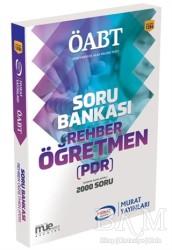 Murat Yayınları - KPSS Kitapları - 2018 ÖABT Rehber Öğretmen Soru Bankası