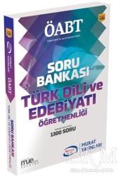 Murat Yayınları - KPSS Kitapları - 2018 ÖABT Türk Dili ve Edebiyatı Öğretmenliği Soru Bankası