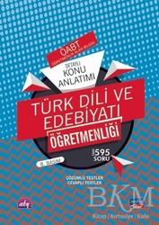 Nobel Sınav Yayınları - ÖABT Türk Dili ve Edebiyatı Öğretmenlik Alan Bilgisi Detaylı Konu Anlatımı