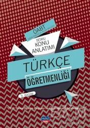 Nobel Sınav Yayınları - ÖABT Türkçe Öğretmenliği - Öğretmenlik Alan Bilgisi - Detaylı Konu Anlatımı