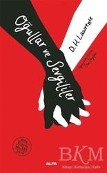 Alfa Yayınları - Oğullar ve Sevgililer (Ciltli)