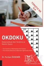 Akademisyen Kitabevi - Okdoku - Matematiksel Akıl Yürütme ve Mantık Oyunu