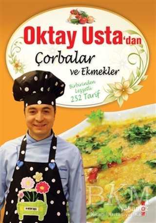 Oktay Usta'dan Çorbalar ve Ekmekler (Büyük Boy)