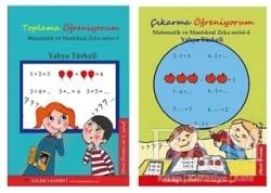 Özlem Yayınevi - Okul Öncesi ve 1. Sınıf Toplama ve Çıkarma Öğreniyorum Serisi