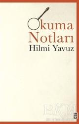 Timaş Yayınları - Okuma Notları