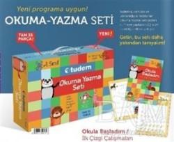 Tudem Yayınları - Okuma Yazma Seti 1. Sınıf (35 Parça)