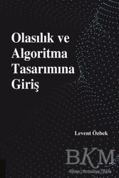 Akademisyen Kitabevi - Olasılık ve Algoritma Tasarımına Giriş