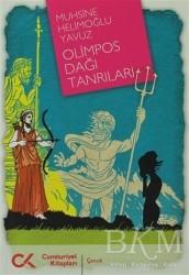 Cumhuriyet Kitapları - Olimpos Dağı Tanrıları