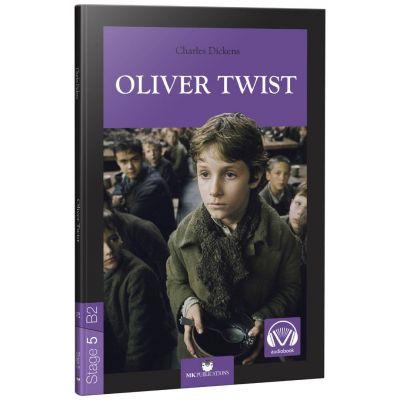 Oliver Twist - Stage 5 - İngilizce Hikaye