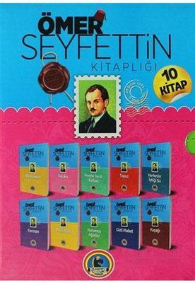 Ömer Seyfettin Kitaplığı 10 Kitap Takım