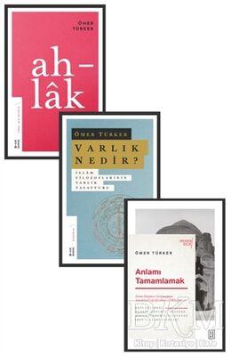 Ömer Türker Seti 3 Kitap Takım