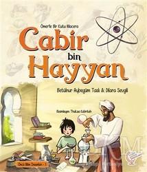 Kaşif Çocuk Yayınları - Ömer'le Bir Kutu Macera: Cabir bin Hayyan
