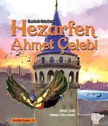Kaşif Çocuk Yayınları - Ömerle Bir Kutu Macera: Hezarfen Ahmet Çelebi