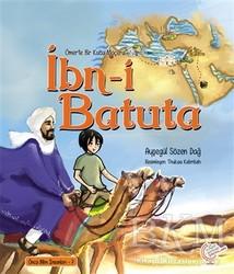 Kaşif Çocuk Yayınları - Ömer'le Bir Kutu Macera: İbn-i Batuta