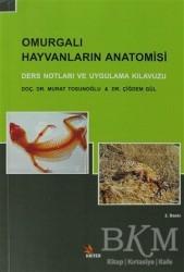 Kriter Yayınları - Omurgalı Hayvanların Anatomisi