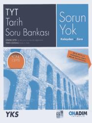 10Adım Yayıncılık - Onadım Tyt Tarih Sorun Yok Soru Bankası