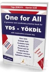 Pelikan Tıp Teknik Yayıncılık - One For All YDS