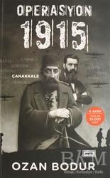 Eşik Yayınları - Operasyon 1915 (Karton Kapak)
