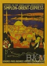 Denizler Kitabevi - Orient Express Defter 2 (5li)