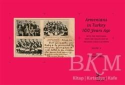 Birzamanlar Yayıncılık - Orlando Carlo Calumeno Koleksiyonu'ndan Kartpostallarla 100 Yıl Önce Türkiye'de Ermeniler (2 Cilt Takım)