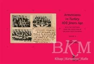 Orlando Carlo Calumeno Koleksiyonu'ndan Kartpostallarla 100 Yıl Önce Türkiye'de Ermeniler 2 Cilt Takım