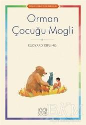 1001 Çiçek Kitaplar - Orman Çocuğu Mogli