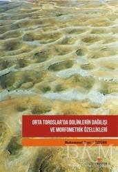 Kriter Yayınları - Orta Toroslar'da Dolinlerin Dağılışı ve Morfometrik Özellikleri