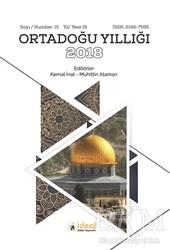 İdeal Kültür Yayıncılık Ders Kitapları - Ortadoğu Yıllığı 2018