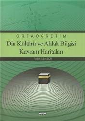 Değişim Yayınları - Akademik Kitaplar - Ortaöğretim Din Kültürü ve Ahlak Bilgisi Kavram Haritaları
