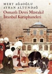 Cinius Yayınları - Osmanlı Devri Müstakil İstanbul Kütüphaneleri