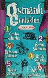 Timaş Yayınları - Osmanlı Günlükleri Seti (6 Kitap Takım Kutulu )