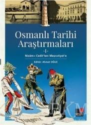 Kesit Yayınları - Osmanlı Tarihi Araştırmaları 1