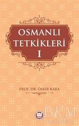 Marmara Üniversitesi İlahiyat Fakültesi Vakfı - Osmanlı Tetkikleri - 1