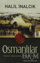 Timaş Yayınları - Osmanlılar