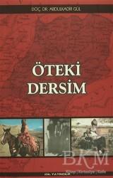 İdil Yayınları - Öteki Dersim