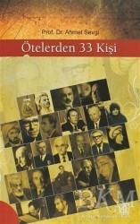 Palet Yayınları - Ötelerden 33 Kişi