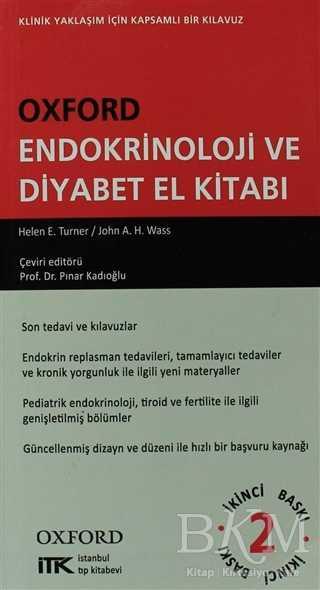 Oxford Endokrinoloji ve Diyabet El Kitabı