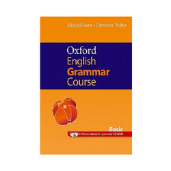 Oxford Yayınları - Oxford English Grammar Course With CD-ROM