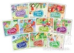 Timaş Çocuk - İlk Çocukluk - Öykü Çemberi (10 Kitap Set)