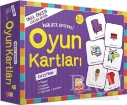 Nesil Okul Öncesi - Oyun Kartları - Eşleştirme