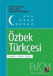 Kesit Yayınları - Özbek Türkçesi