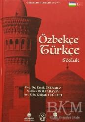 Türk Dünyası Vakfı - Özbekçe Türkçe Sözlük