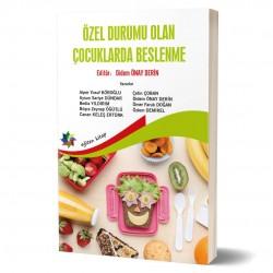 Eğiten Kitap - Özel Durumu Olan Çocuklarda Beslenme Eğiten Kitap Yayınları