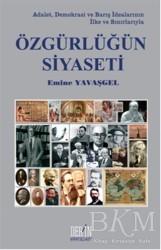 Derin Yayınları - Özgürlüğün Siyaseti