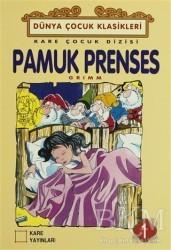 Kare Yayınları - Pamuk Prenses