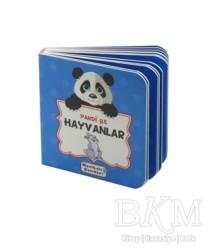 Mavi Lale Yayınları - Pandi ile Hayvanlar