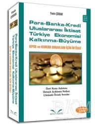 İkinci Sayfa Yayınları - Para Banka Kredi Uluslararası İktisat Türkiye Ekonomisi Kalkınma Büyüme