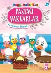 Timaş Çocuk - İlk Çocukluk - Pastacı Vakvaklar - Mini Masallar 4